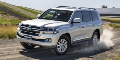Новая спецверсия Toyota Land Cruiser 200 Sahara Horizon
